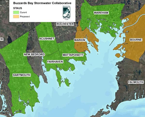 Stormwater collaborative towns.